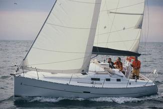 2008 Beneteau 323