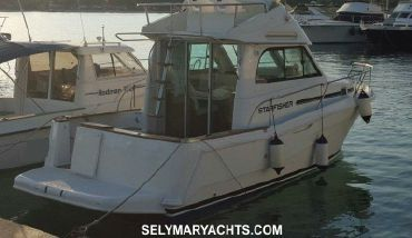 2008 Starfisher 840 Fly