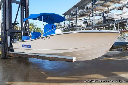 1987 Chris-Craft Seahawk 22 Center Console