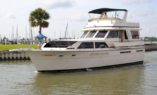1986 Chris Craft1 50 Constellation MY