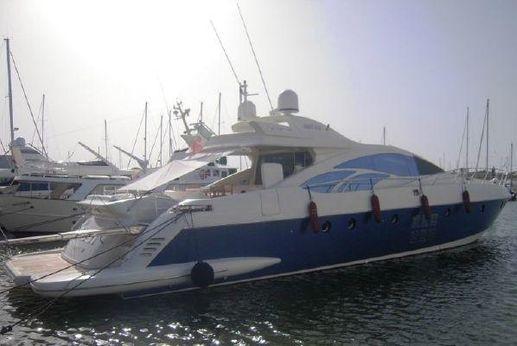 2005 Azimut 86S