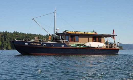 1986 Trawler Custom 60