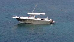 2001 Grady-White 306 Bimini