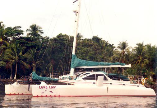 1990 Custom Morrelli 49 Passenger Charter Catamaran