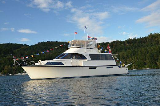 1990 Ocean 56 Cockpit Motor Yacht