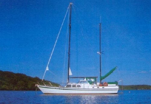 1994 Pugh Steel Ketch