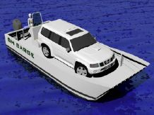2012 Landing Barge Aluminium