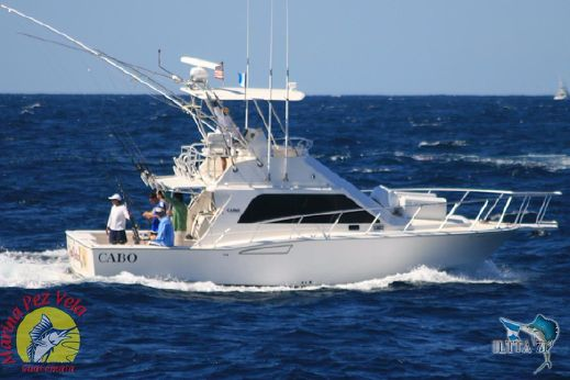 2003 Cabo 35 Flybridge Sportfisher