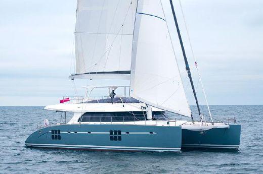 2011 Sunreef 70 Sailing