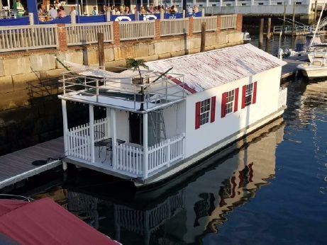 2009 Aqua Chalet Cassiopeia Houseboat Catamaran Cruisers