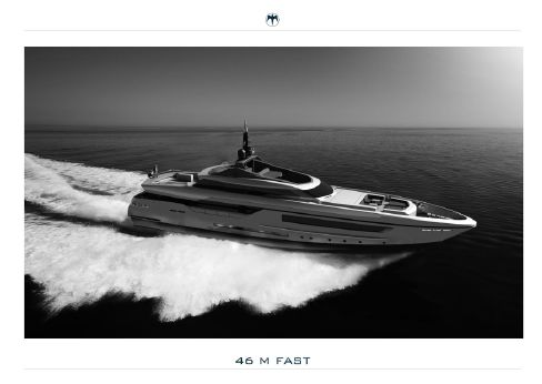 2017 Baglietto 46 FAST under construction