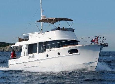 2011 Beneteau. Swift Trawler 44