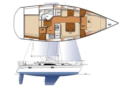 2019 Catalina 355 Cruiser for sale - YachtWorld