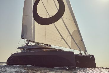 2020 Sunreef 80  Sailing