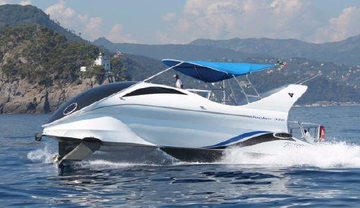 2017 Paritetboat Looker 350