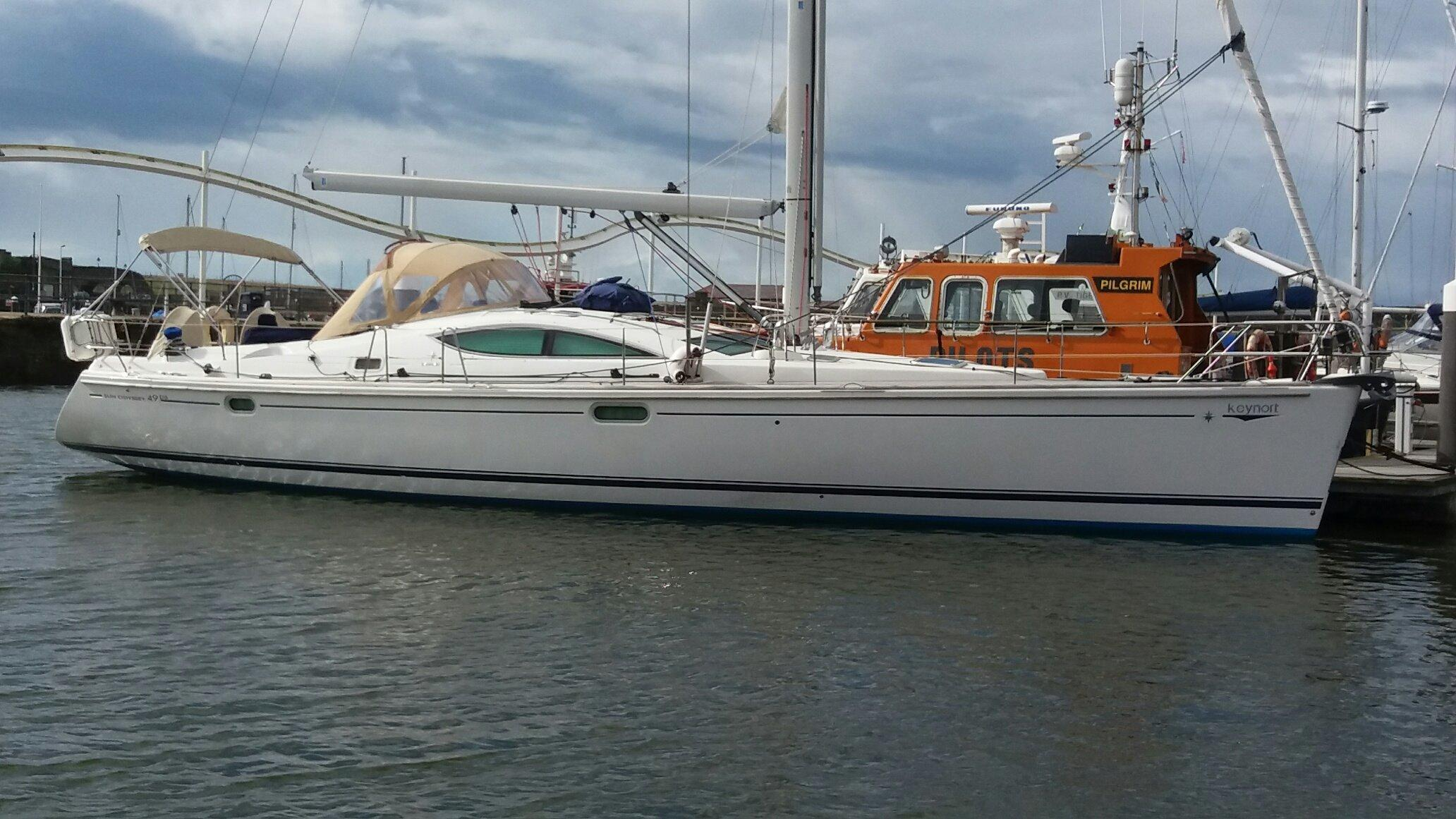Whitehaven United Kingdom  city images : 2007 Jeanneau Sun Odyssey 49 DS Sail Boat For Sale www.yachtworld ...