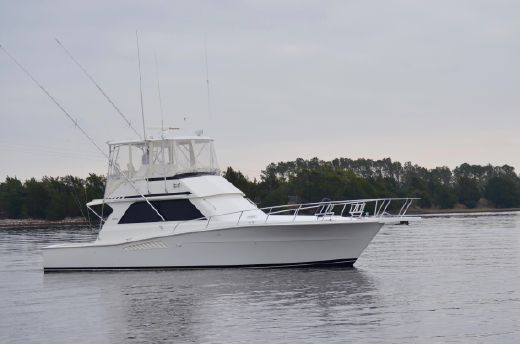 1994 Viking Yachts 43 Convertible