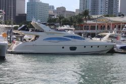 Pre-owned 68' Azimut Yacht