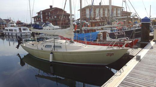 1977 Marieholm international folkboat