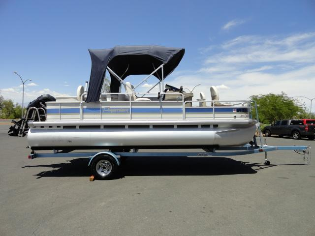 20 ft 2011 premier sunspree 200 fish re