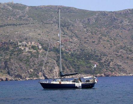 1990 Victoria 34 Bermudan Sloop
