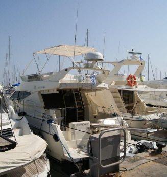 1995 Ferretti Yachts 120