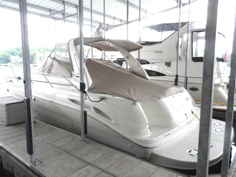 41 ft 2002 sea ray sundancer 410