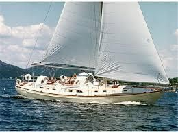 1973 Hinckley Custom 53