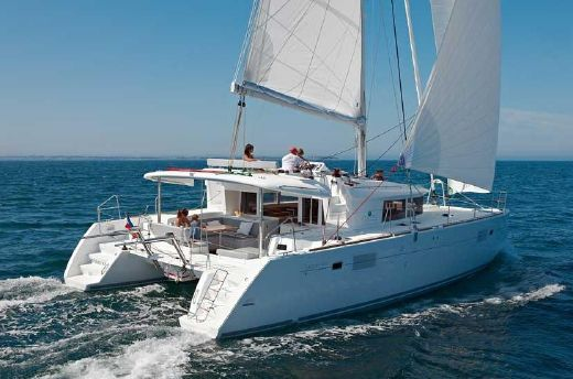 2014 Catamaran Lagoon 450