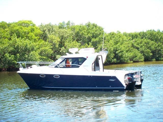2008 Arrowcat 30 Express Power Boat For Sale Www Yachtworld Com