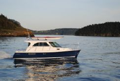 2015 Aspen Power Catamarans C-90 Cruiser