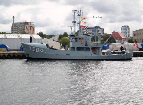 1973 Svendborg Shipwerft Denmark 26M TRAWLER / UTILITY / GUARD