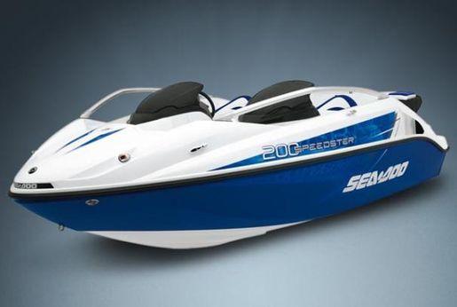 2008 Sea-Doo Sport Boats 200 Speedster
