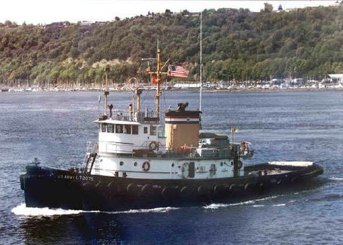 1954 Tug Boat National Steel