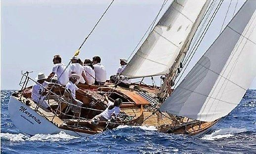 1972 Sangermani 40 IOR Sloop