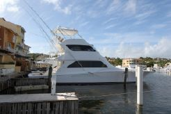 2006 Viking 74 Enclosed Bridge