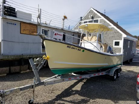 2012 Eastern 22 Center Console