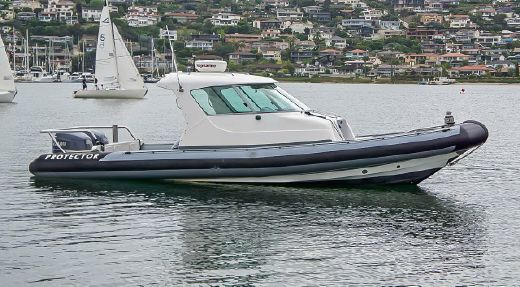 2002 Protector 8.5 mtr