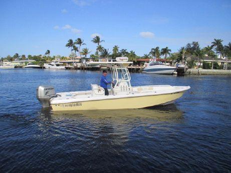 2007 Everglades 243 CC
