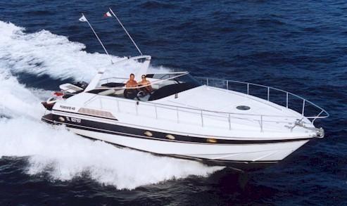1995 Pershing 40'