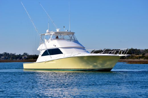 1998 Viking Yachts PAINTED 55 Convertible