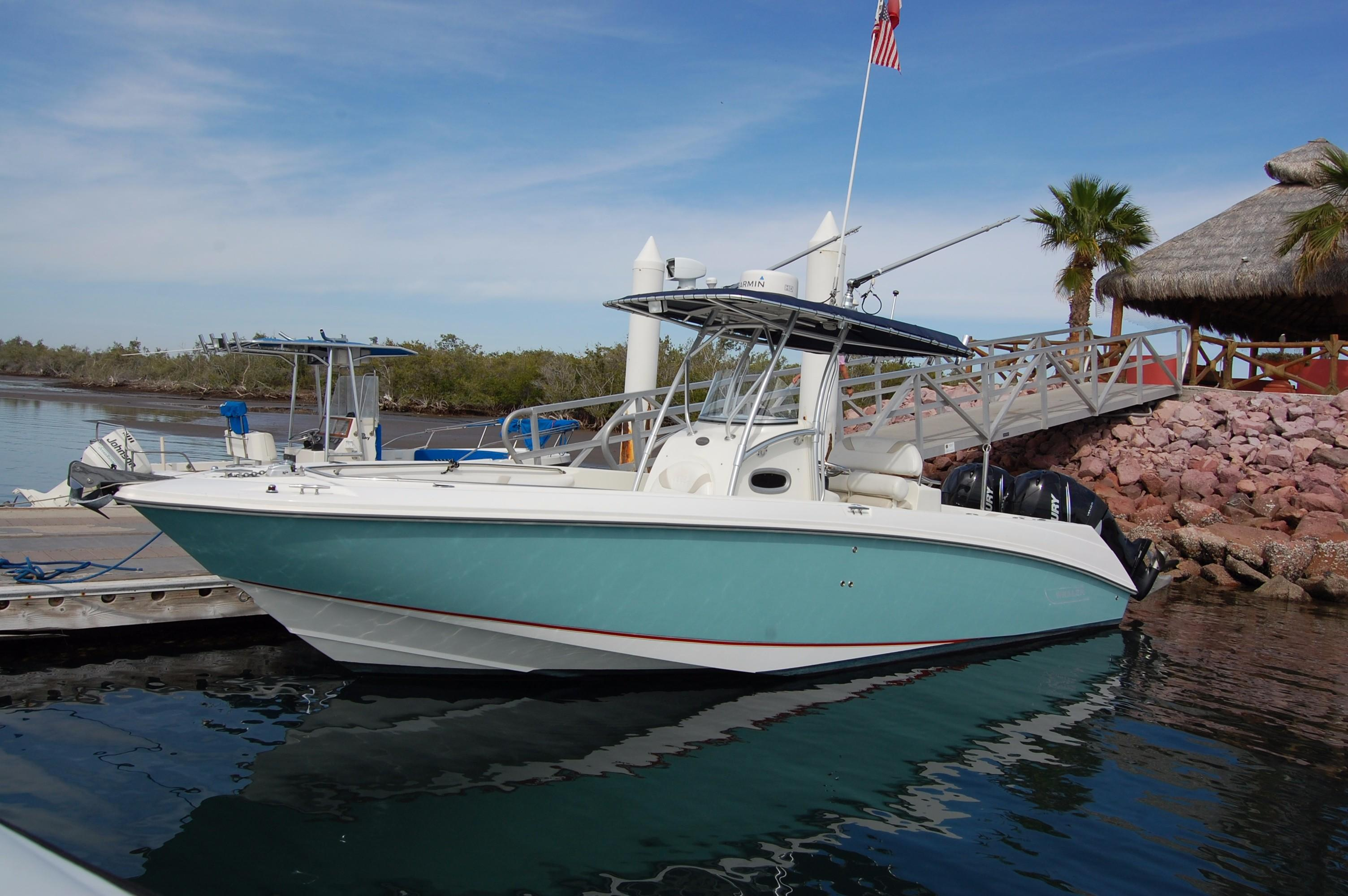 27' Boston Whaler Outrage 270+Boat for sale!