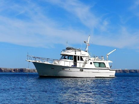 1977 Hatteras 48 Long Range Cruiser