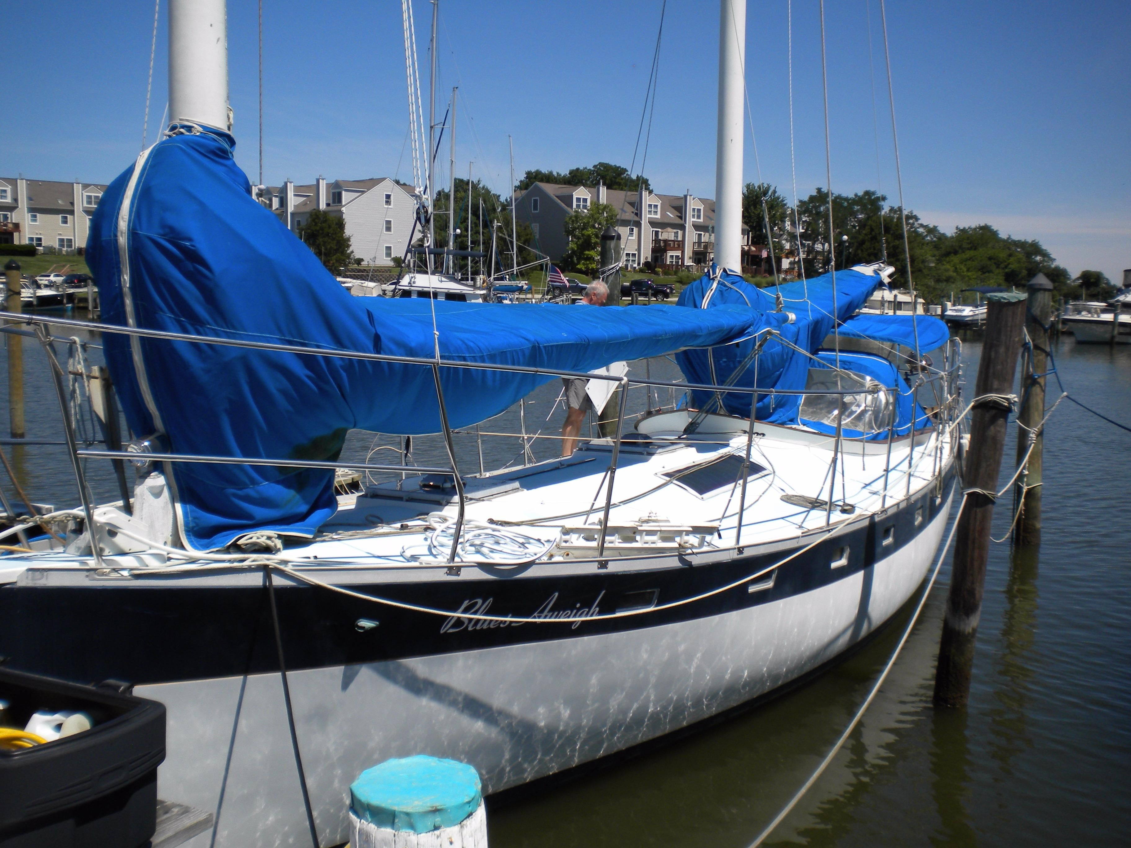 World Cat Boats For Sale >> 1981 Freedom Cat Ketch Sail Boat For Sale - www.yachtworld.com