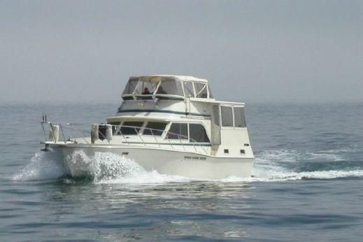 1984 Uniflite Aft Cabin Motoryacht