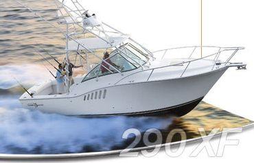 2015 Albemarle 290XF
