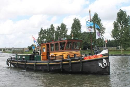 1892 Tug Leisure ship