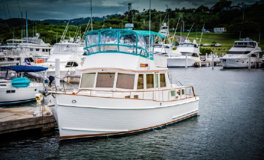 1992 Grand Banks 46 Classic