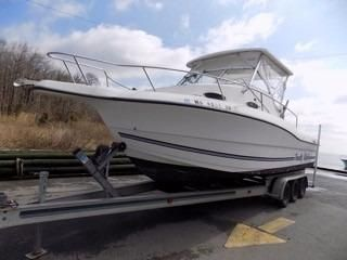 2001 Sea Sport 29 Walk Around