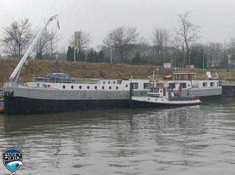 1965 Spits Varend Woonschip